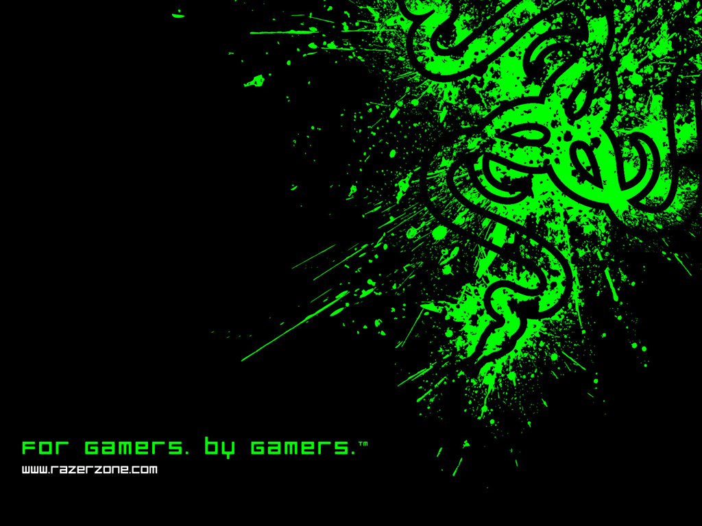 Razer Wallpaper ~ Ronald - L337