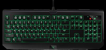 Razer Blackwidow Series Mechanical Gaming Keyboard