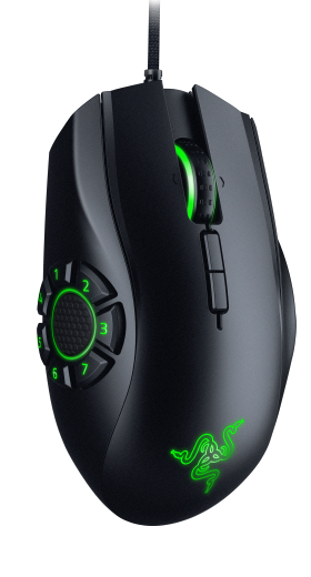 how to turn up mouse sensitivity on razer deathadder chroma