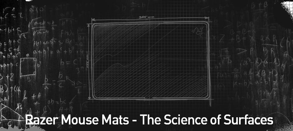 Razer Gaming Mouse Mats Dual Sided Mat Hard Mouse Mat
