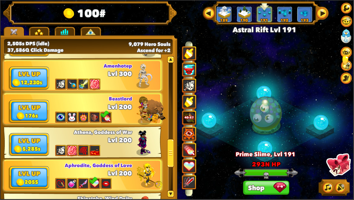 clicker heroes how to get tsuchi