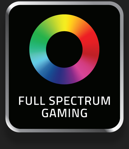 Full Spectrum Gaming