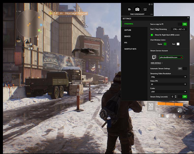 pro screenshot