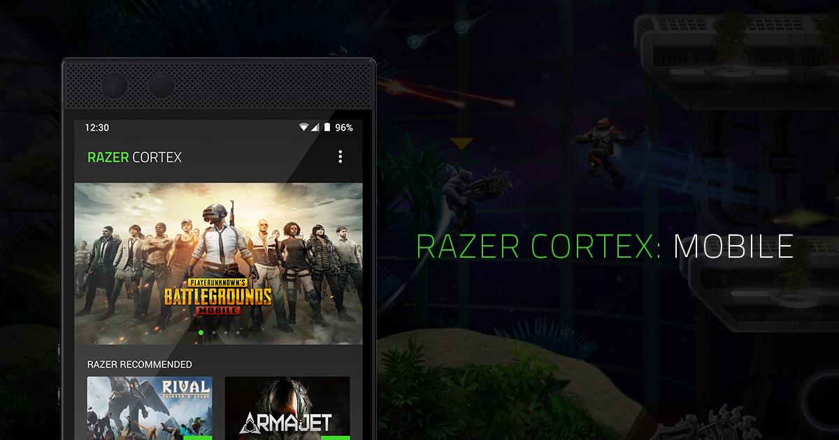 Razer Cortex: Mobile | Razer United States