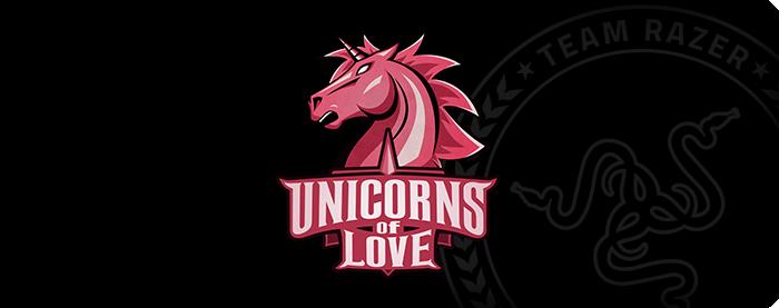 Team Razer Welcomes Unicorns of Love - Team  Team Razer Welc...