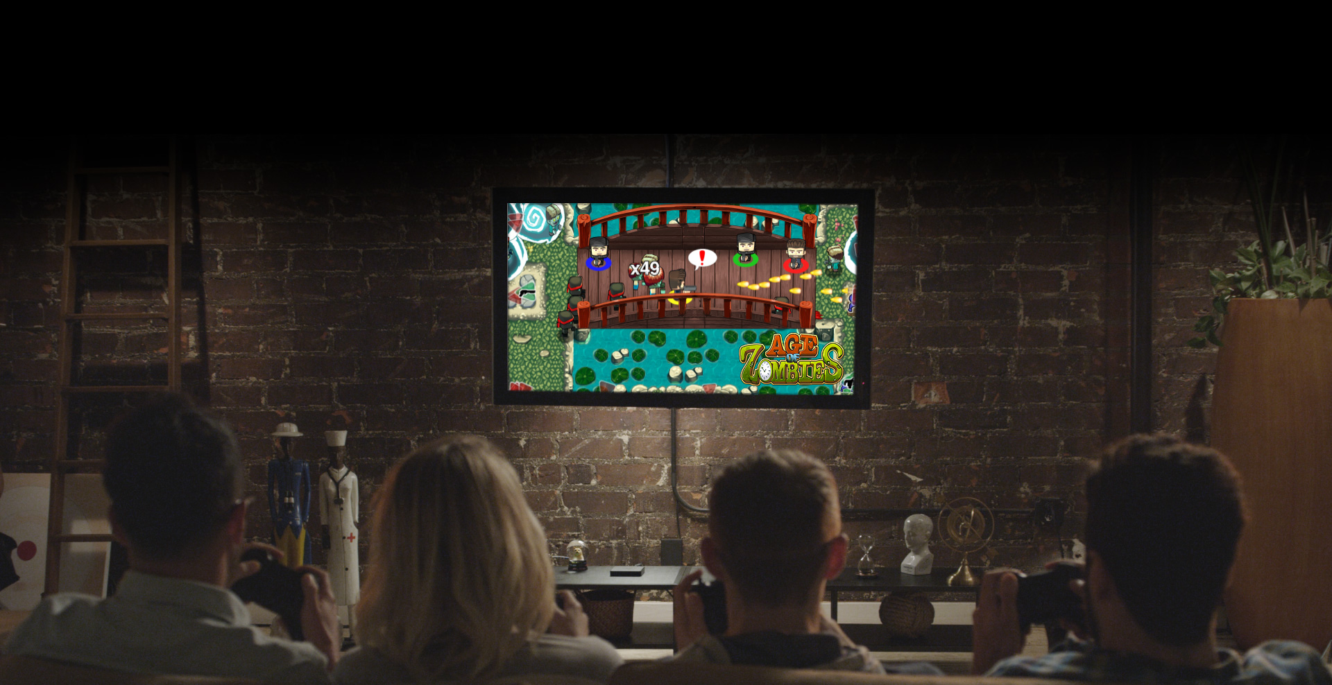 Razer Forge TV bring gaming to the big screen