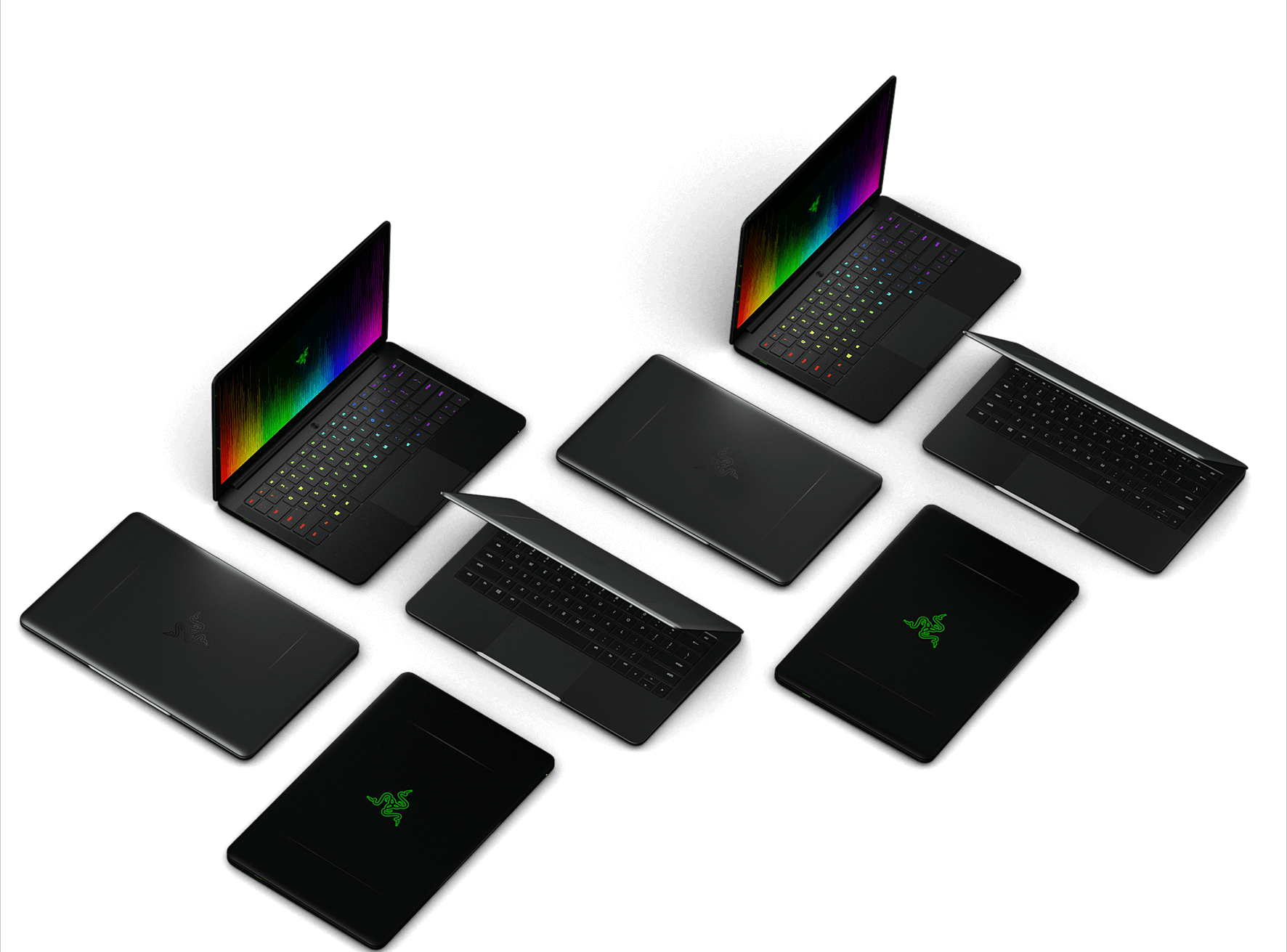 Razer Blade Stealth updated with quad-core eighth-gen processors