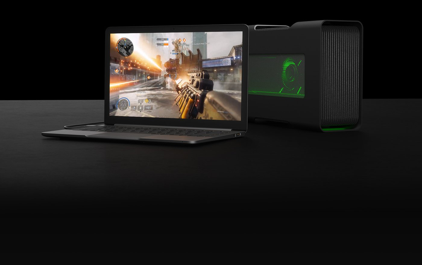 The New Razer Blade Stealth Ultrabook Laptop