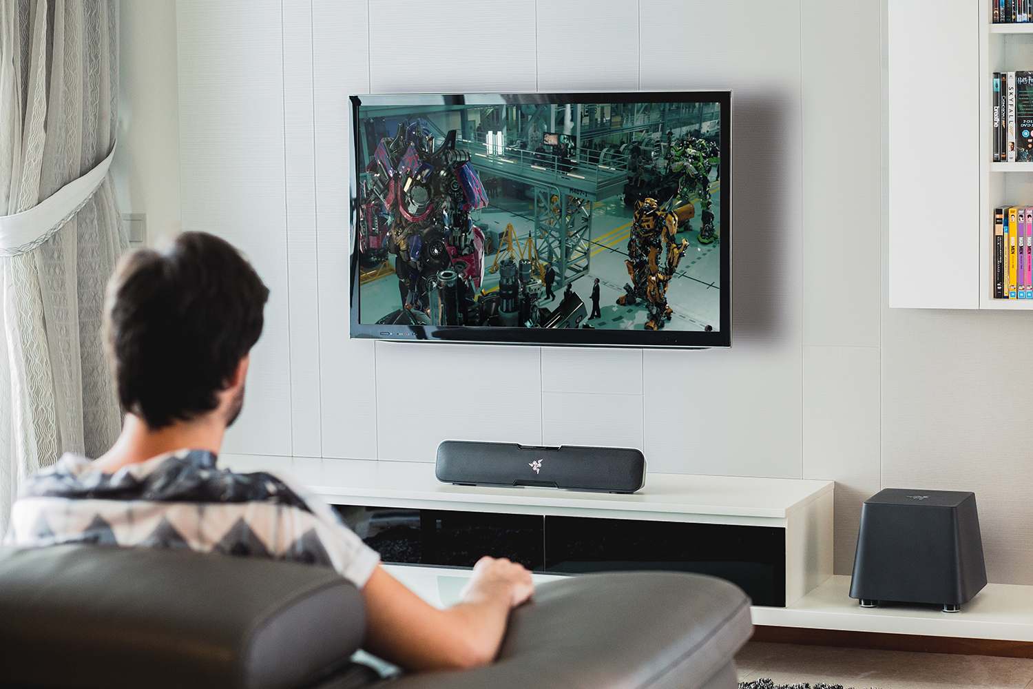 how to get full 5.1 surround sound