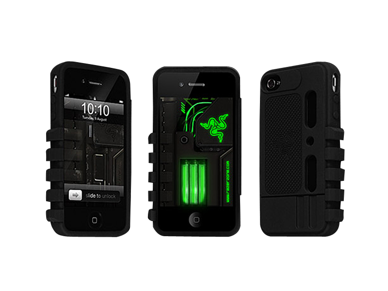 Razer Iphone 4 Protection Case Dextmall Com