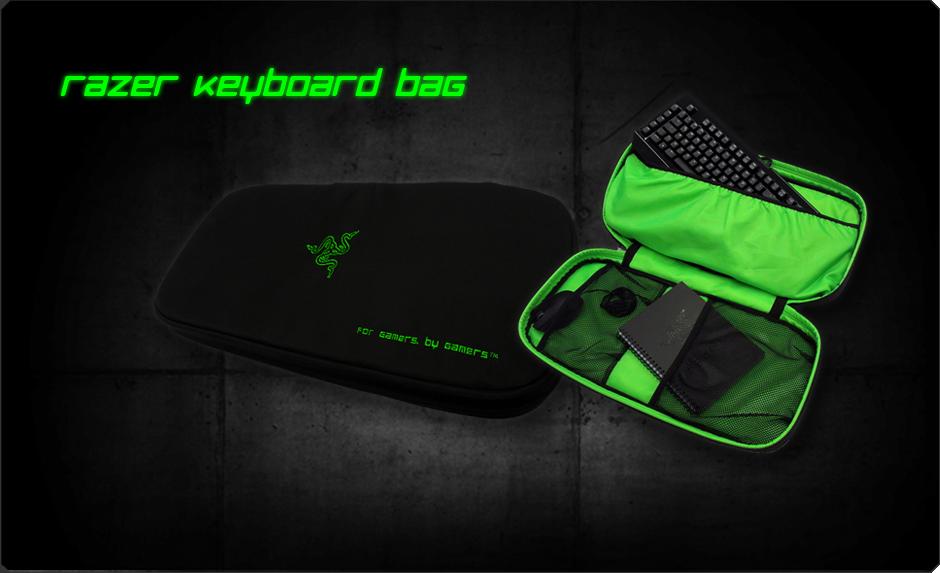 razer keyboard bag gaming cases covers razer australia. Black Bedroom Furniture Sets. Home Design Ideas