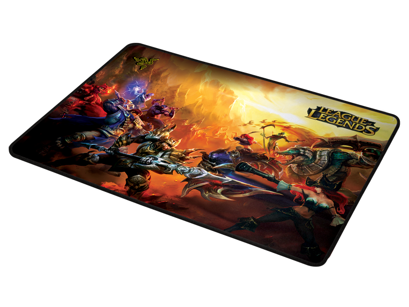 Mouse Pad Razer Goliathus League Of Legends Medi
