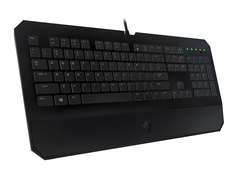 Razer DeathStalker Essential Gaming Keyboard - Razer Asia Pacific
