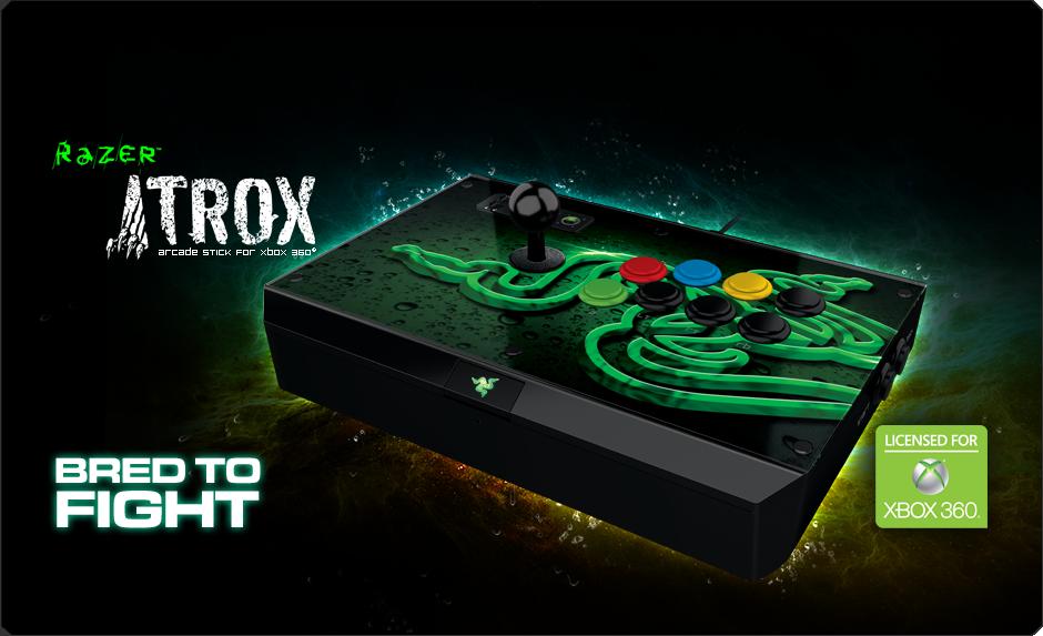 Razer Atrox Arcade Stick