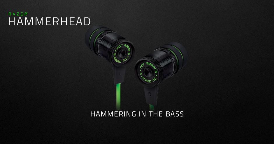 In-Ear gaming headphones