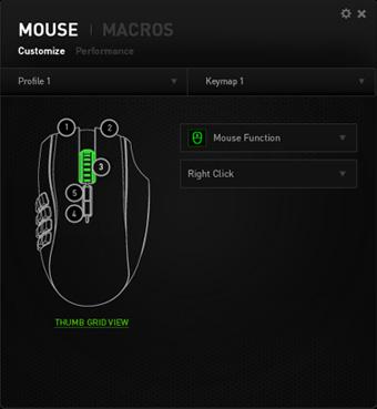 MMO Configurator Screenshot 01a