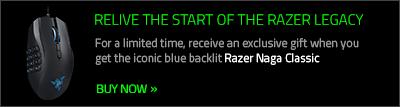 Razer Naga Classic