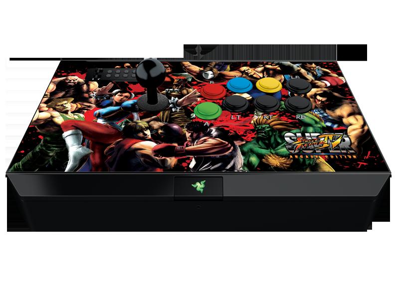 Razer Atrox Arcade Stick For Xbox 360 174 Super Street
