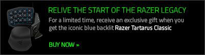 Razer Tartarus Classic