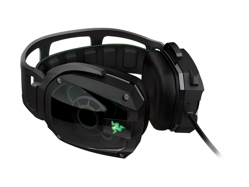 Razer Tiamat 7.1 Gaming Headset - The World's First True 7.1 Gaming Headset - Razer Australia