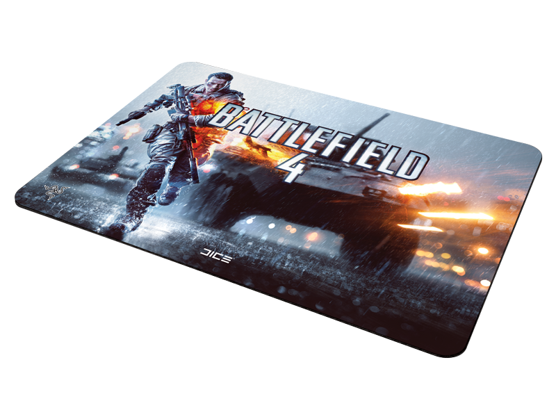 Battlefield 4™ Razer Destructor 2 Gaming Mouse Mat - Hard