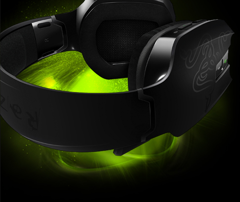 Razer headset chimaera