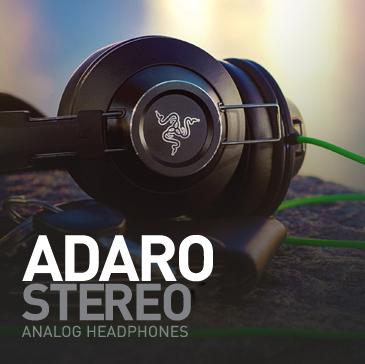 Razer Adaro Audio Series: In-Ear, Stereo, Wireless and DJ Headphones - Razer United States