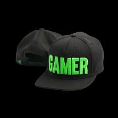 Razer Gamer Snapback Cap