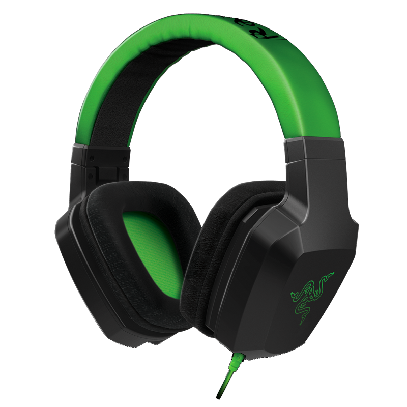 Razer Electra Gaming Headphones Music Amp Gaming Headphone
