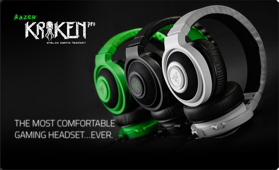 Razer Kraken Pro Esports Gaming Headset