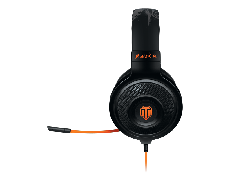 World Of Tanks Razer Kraken Pro Gaming Headset