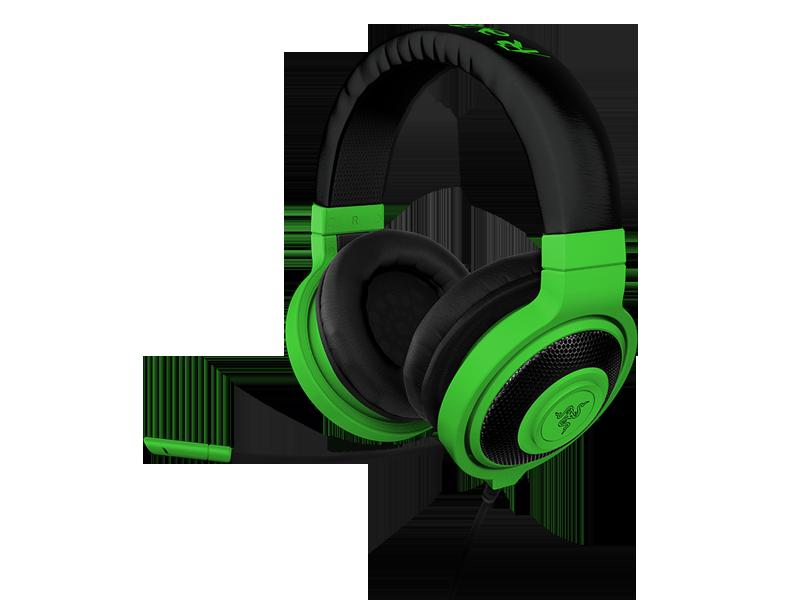 Razer Kraken Pro Neon Analog Gaming Headset