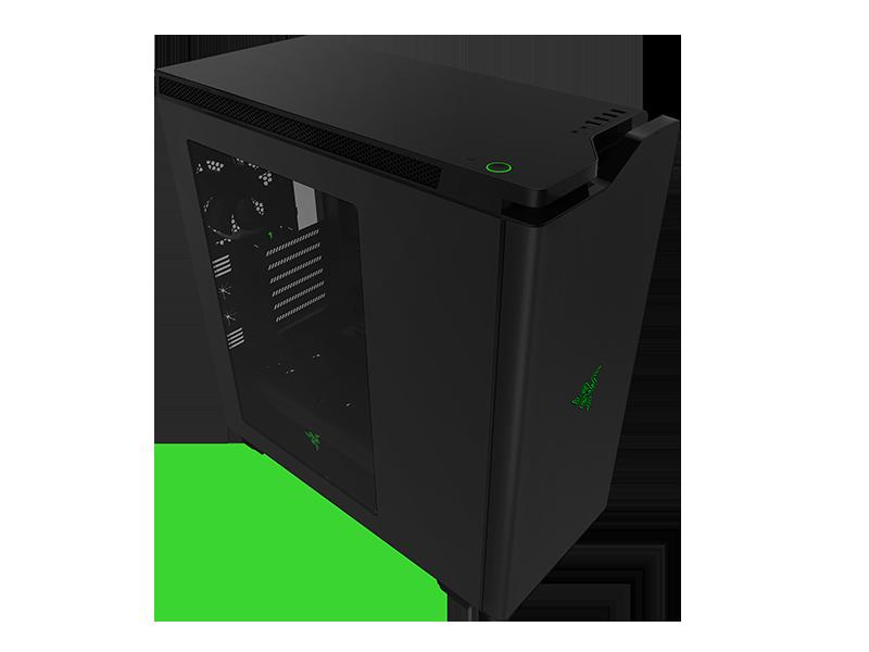 NZXT™ H440 – Designed by Razer™ Licensed Computer Case