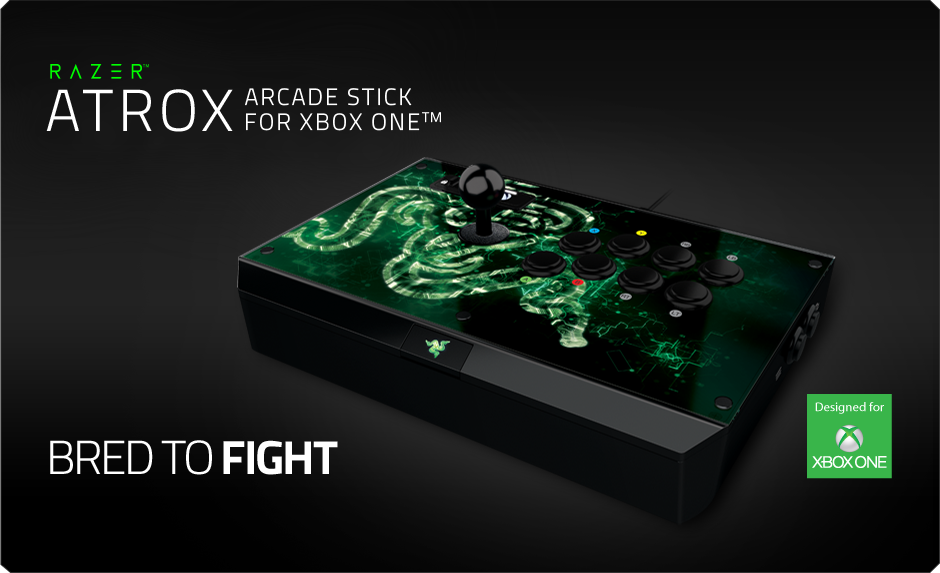 Razer Atrox - Arcade Stick for Xbox One™ - Gaming Controller