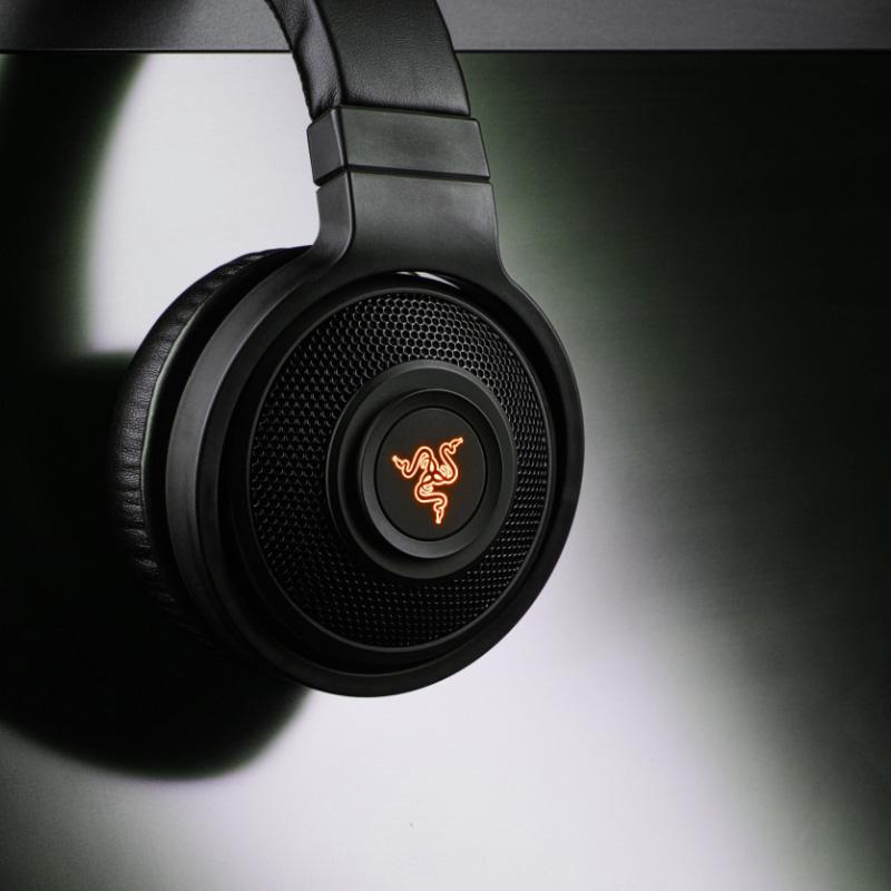 Razer bluetooth gaming headphones - razer headphones orange