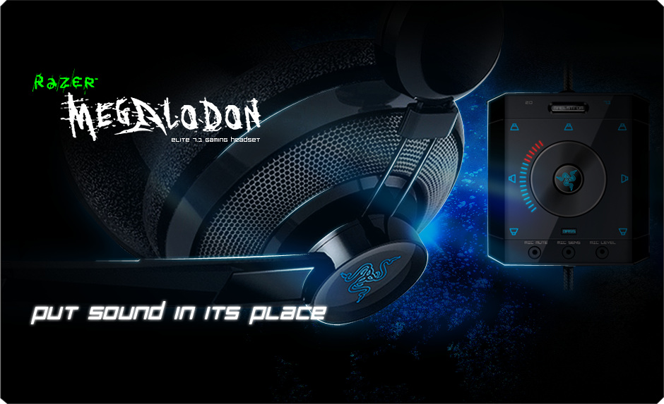 MEGALODON RAZER TREIBER WINDOWS 8