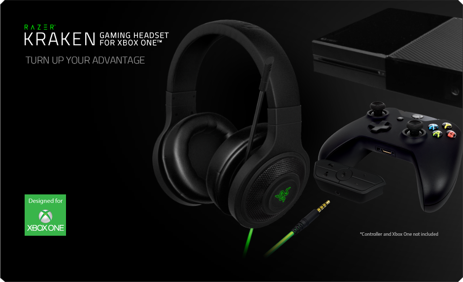 940x573 kraken xboxone hero new razer kraken gaming headset for xbox one™ razer kraken pro wiring diagram at gsmx.co