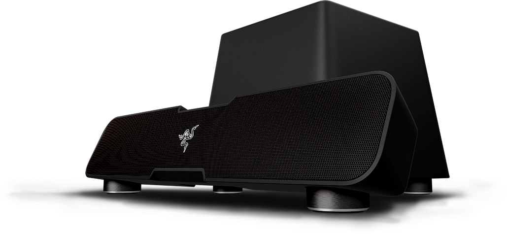 Razer Leviathan 5 1 Channel Surround Sound Bar for Gaming