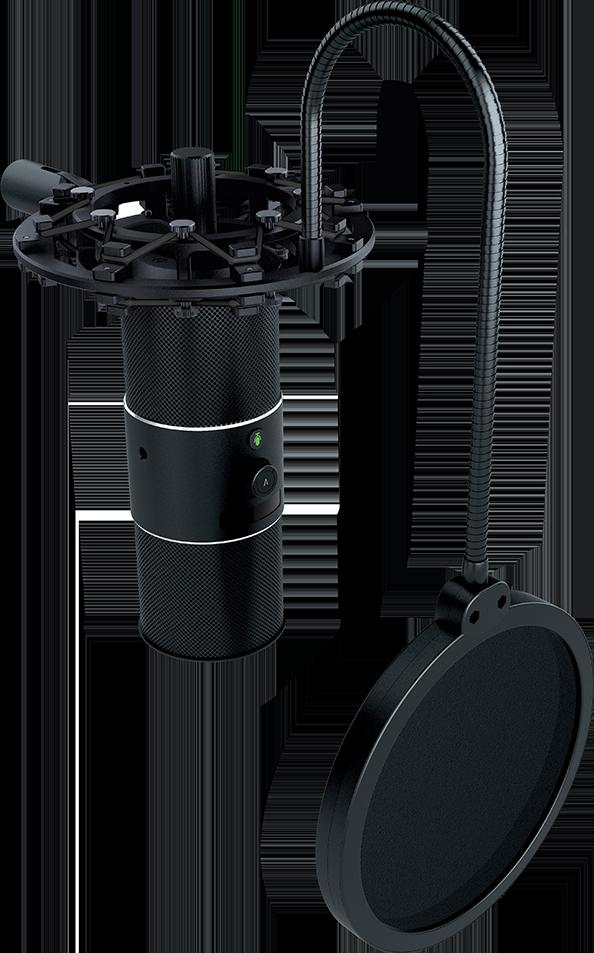 Razer Seiren Pro Digital Microphone Tech Specs