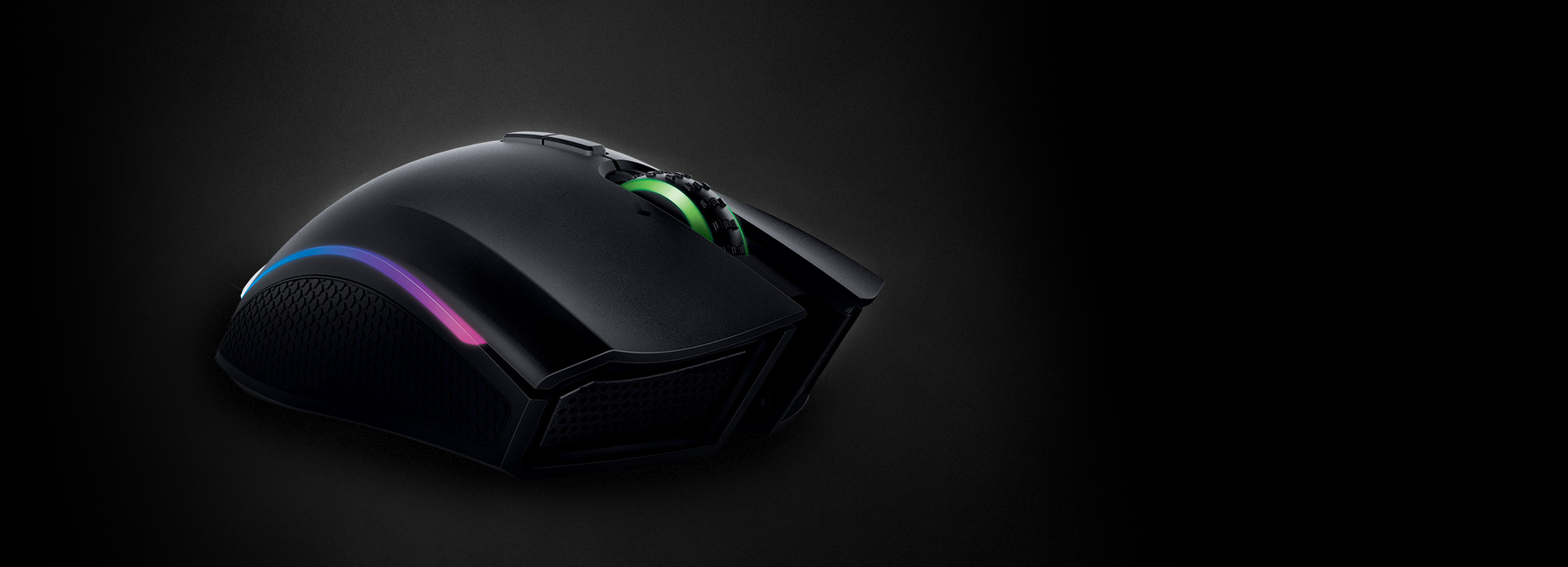 how to change razer mamba color
