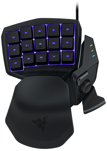 Razer Tartarus Chroma Purple