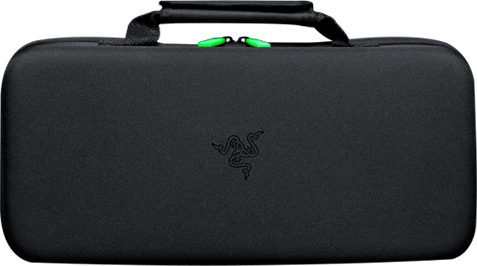 Razer Seiren Microphone comes with carrying case