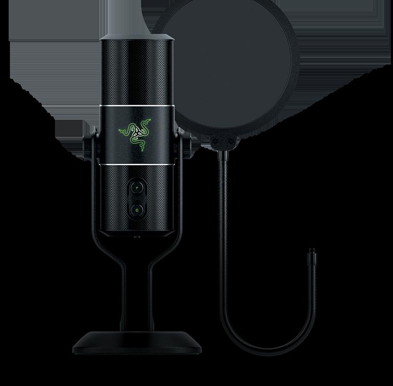 Razer Seiren Microphone and Audio Recorder Main Image