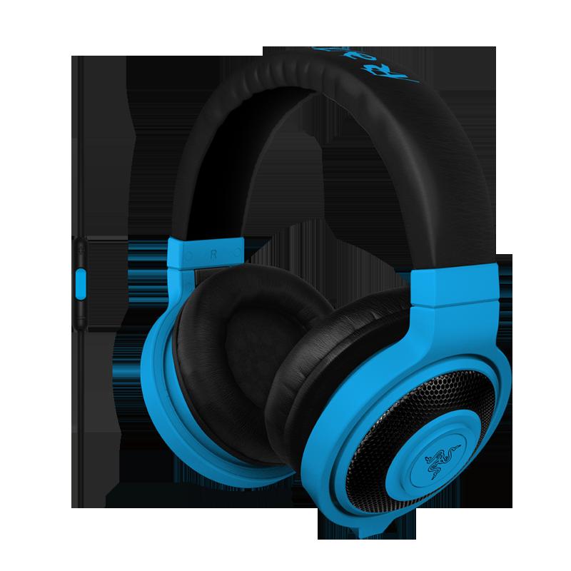 Razer Kraken Mobile Analog Music Amp Gaming Headphones