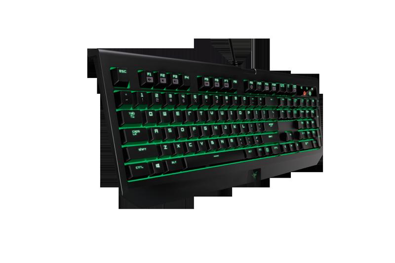 45aba046341 Razer BlackWidow Ultimate Stealth - Mechanical Keyboard