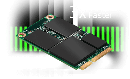 Memory & Storage in Razer Blade