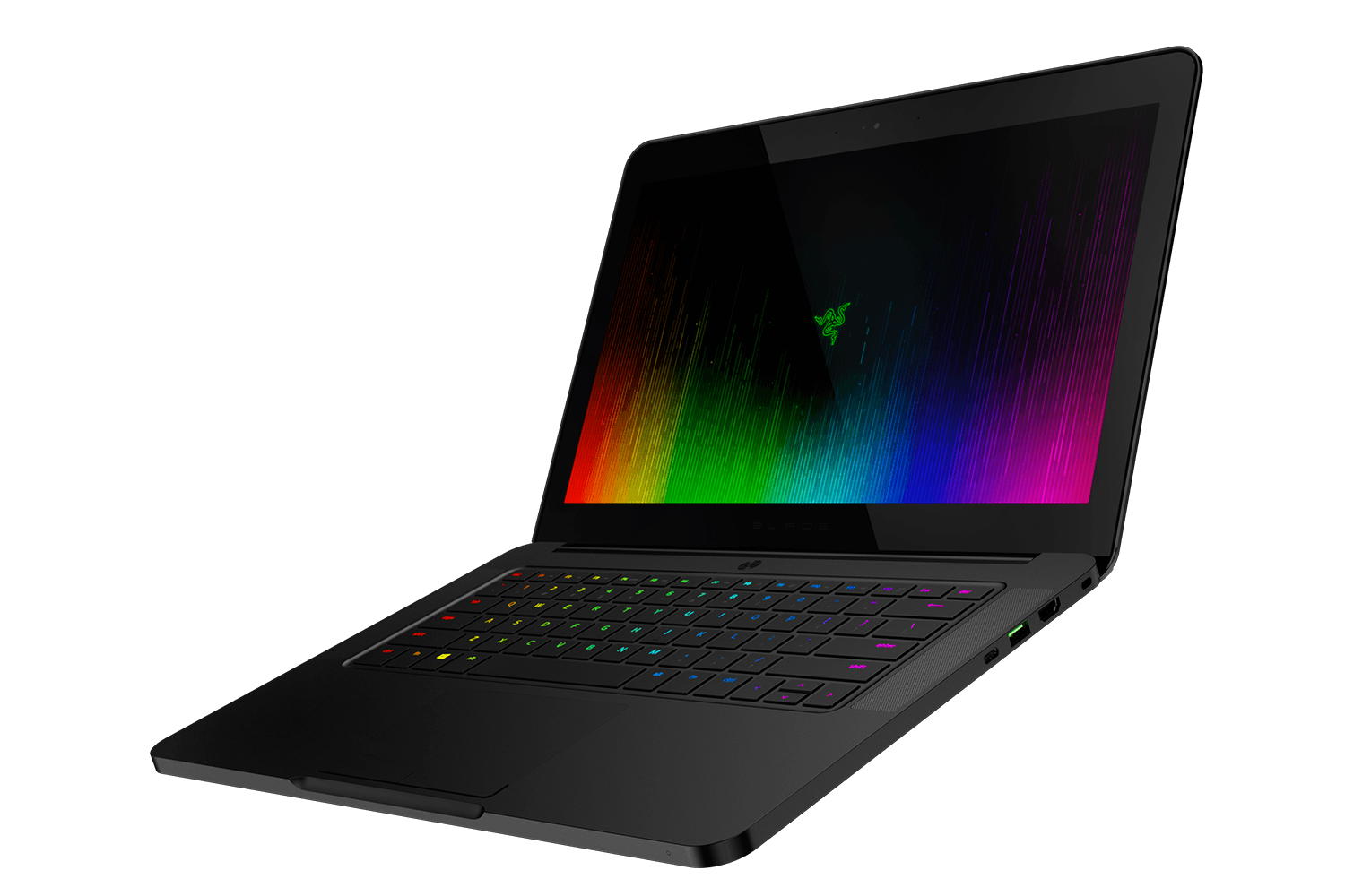 The Razer Blade - World's Most Advanced Gaming Notebook