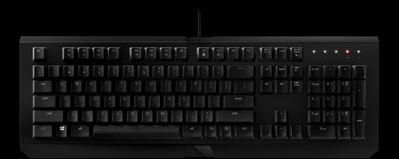 Razer BlackWidow X Chroma - Mechanical Keyboard