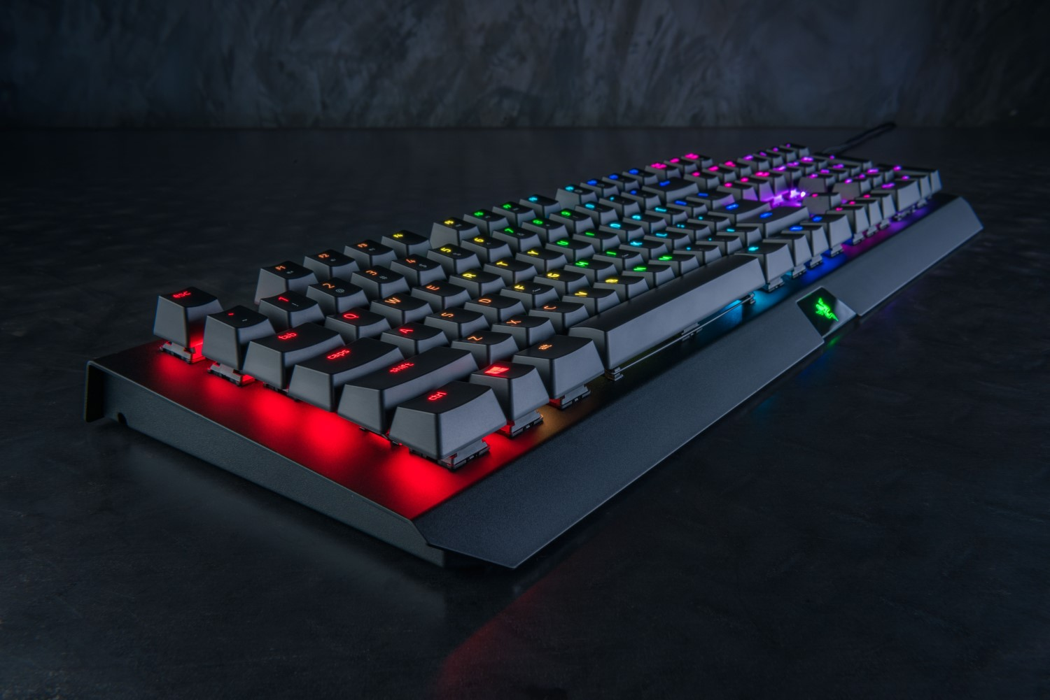 Razer BlackWidow X Chroma - Mechanical Keyboard