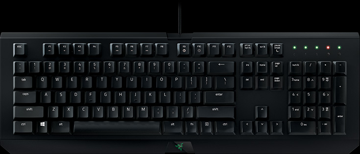 Razer Blackwidow X Mechanical Gaming Keyboard